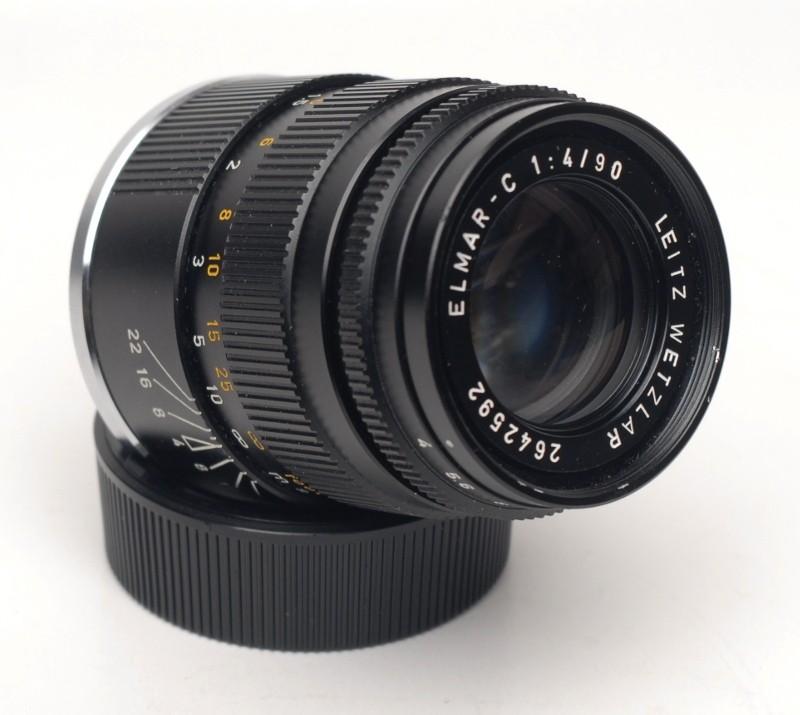 Leitz Elmar C 90mm f4 M fit
