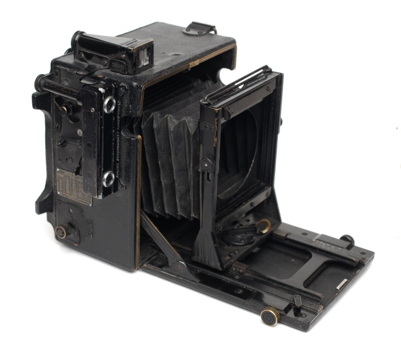 Pacemaker Speed Graphic 5x4 Camera