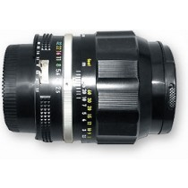 Nikkor P-C auto 105mm f2.5 Non ai lens