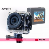 Braun HD 1080p Action Cam with Accessories