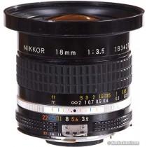 Nikon 18mm f3.5 Nikkor Ais