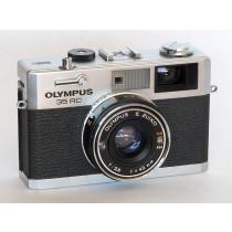 Olympus 35RC 42mm f2.8 semi auto rangefinder