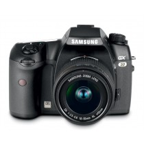 Samsung GX20 14.6MP DSLR with Samsung SA 18-55mm f3.5-5.6 AL Lens