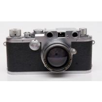 Leica 111f Black Dial c/w Summitar 50/f2