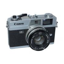 Canon Canonet QL19  45mm f1.9