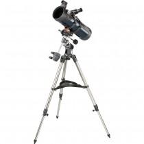Celestron Astromaster 114 EQ Reflector Dual Purpose Telescope