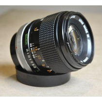 Canon  FD 100mm f2.8 SSC. With original hood and caps. Slight signs of use. (8)