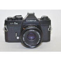 Cosina Ct1a with 50mm/f2
