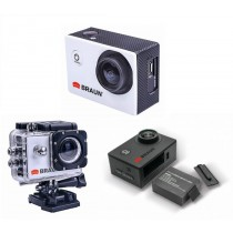 Braun Paxi Young HD 720p Action Cam with Accessories