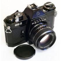 Pentax ES11 with Takumar 50mm f1.4