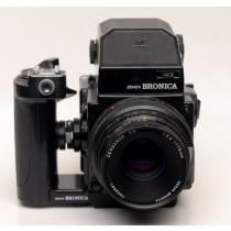 Bronica ETRSi c/w Zenzanon 75/2.8