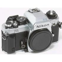 Nikon FA Chrome Body.