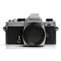 Nikon FM Chrome body
