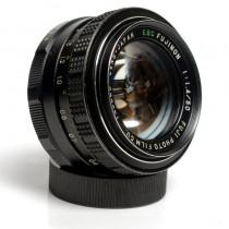 Fujinon 50/f1.4 M42 fit lens