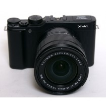 Fujifilm X-A1 with 16-50 3.5/5.6