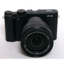 Fujifilm X-A1 with 16-50 3.5/5.6