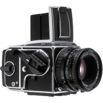 Hasselblad 503 CW with A12 Film Back, WLF and Carl Zeiss 80mm f2.8 Planar T* Lens