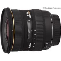 Sigma 10-20mm f3.5 EX DC HSM Wide Angle Zoom Lens Nikon fit