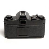 Pentax KX Black body with 55/f1.8 lens