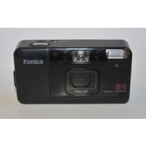 Konica A4 compact camera with 35/3.5 lens