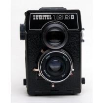 Lubitel 166b Twin lens reflex.