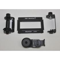 Mamiya 7 35mm panoramic adapter