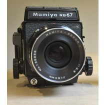 Mamiya RB67 with 90mm f3.8