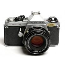 Pentax ME Super with 50/f2  SMC lens