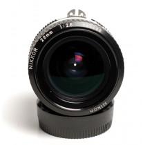 Nikon 28/f2.8 AI Nikkor lens
