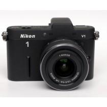 Nikon 1 V1 with 10-30 3.5/5.6 VR zoom