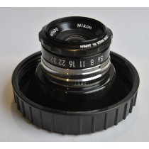 Nikon EL Nikkor 80mm 5.6 Enlarging lens