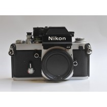 Nikon F2 Photomic AS Chrome Body