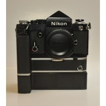 Nikon F2Body plain prism with MD2 winder