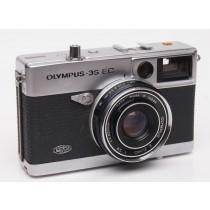 Olympus 35EC with Zuiko 42mm f2.8