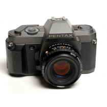 Pentax P30t with 50/1.7 lens