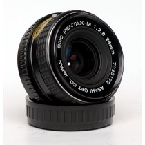 Pentax-M 28/f2.8 smc lens