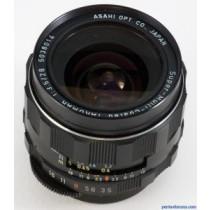 Pentax SMC Takumar 28mm f3.5 wide angle lens m42 fit