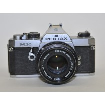 Pentax MX with 50/1.7 SMC Takumar