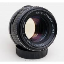 Pentax SMC  Takumar 50mm f1.4 m42 screw fit