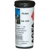 Rollei Agfa CN 200 Colour Negative 120 Medium Format Film