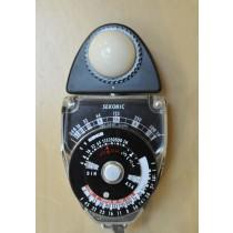 Sekonic L 128c Exposure Meter