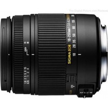 Sigma 18-250mm f3.5-6.3 DC Macro OS HSM Zoom Lens