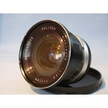 Pentax Fit Soligor 21mm f3,8 lens