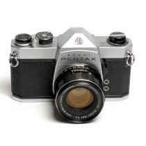 Pentax Spotmatic SP1000 with 55/f2 SMC lens