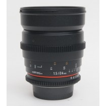 Walimex Pro 24mm/T1.5 AS IF UMC VDSLR lens