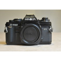 Minolta X700 black body