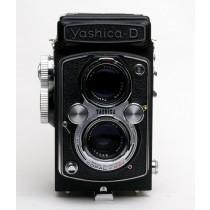 Yashica D Twin Lens Reflex with 80mmf3.5 Yashikor lens